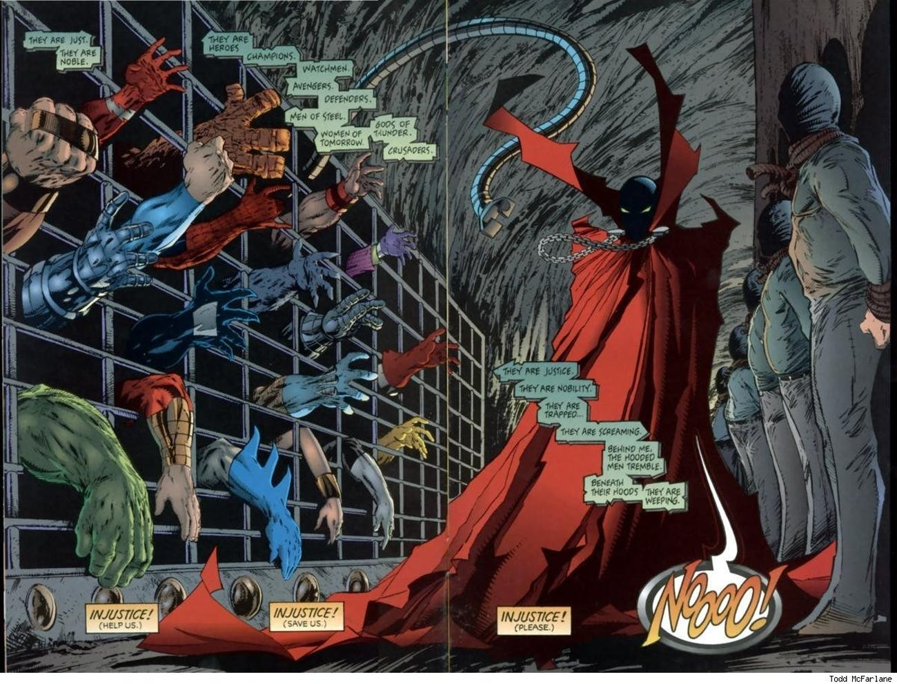 Spawn Comics