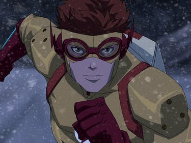Wally West May Return in 'Young Justice' Season 3