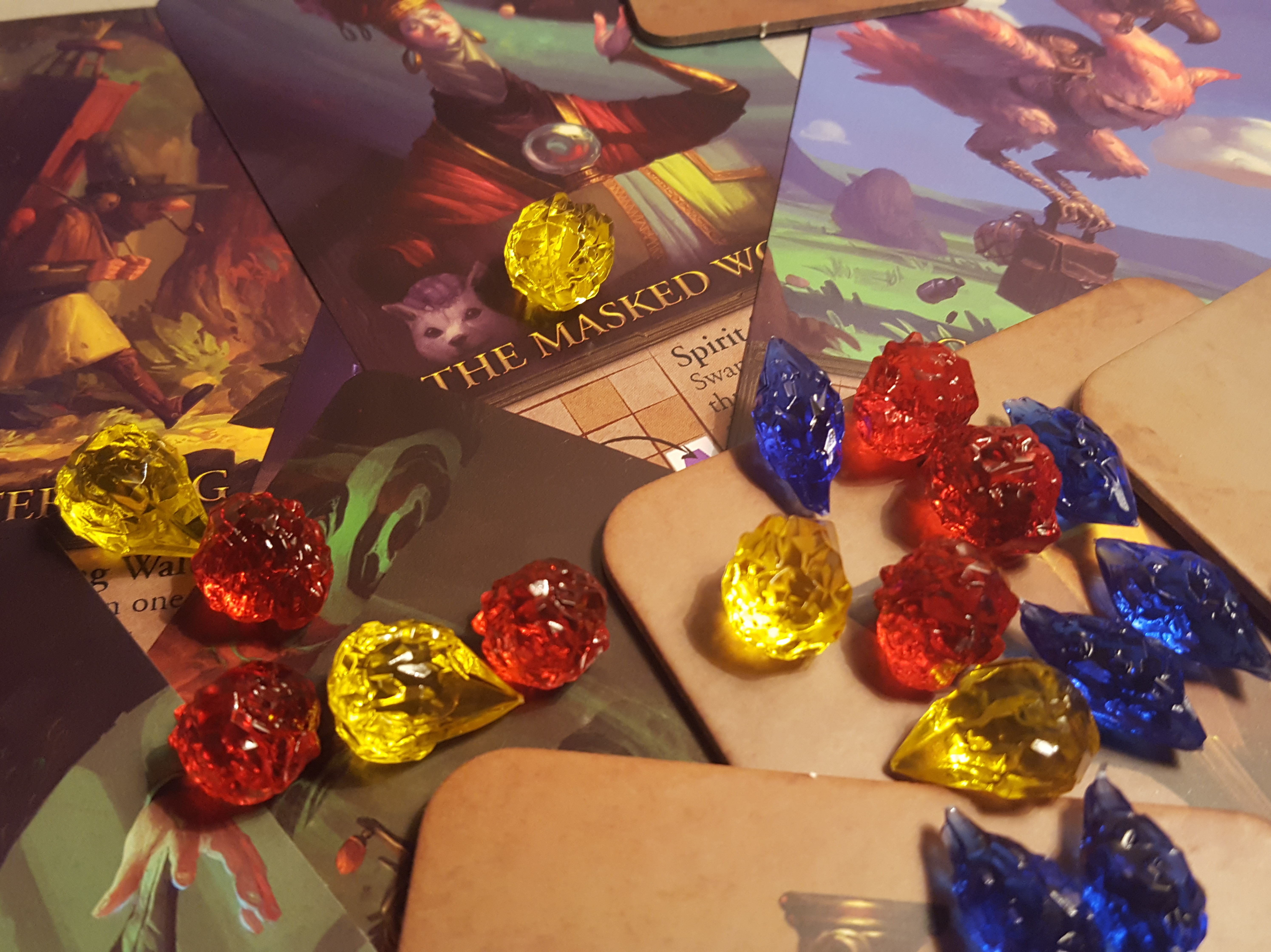 The Board Game 'Apotheca' Is Light, Amusing, Reality-Warped 'Connect Four'