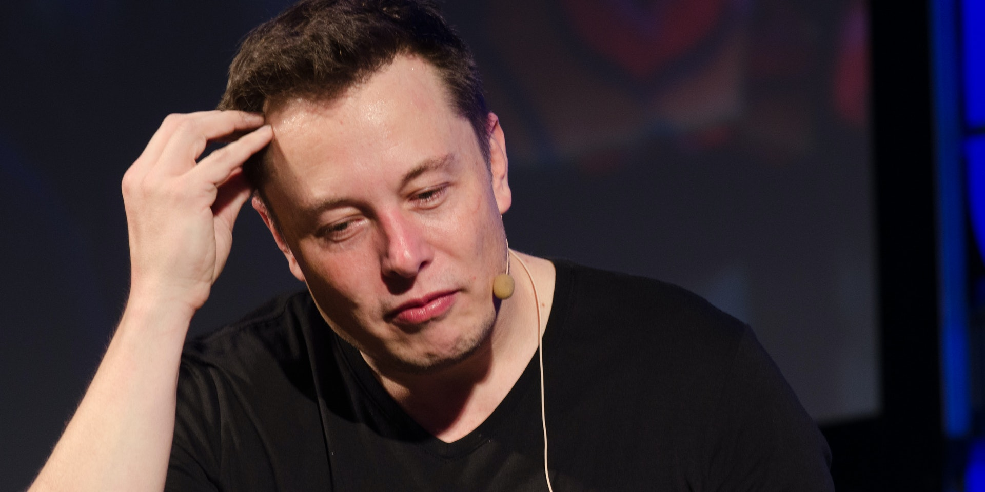 "Elon Musk says critical media is ""killing people."""