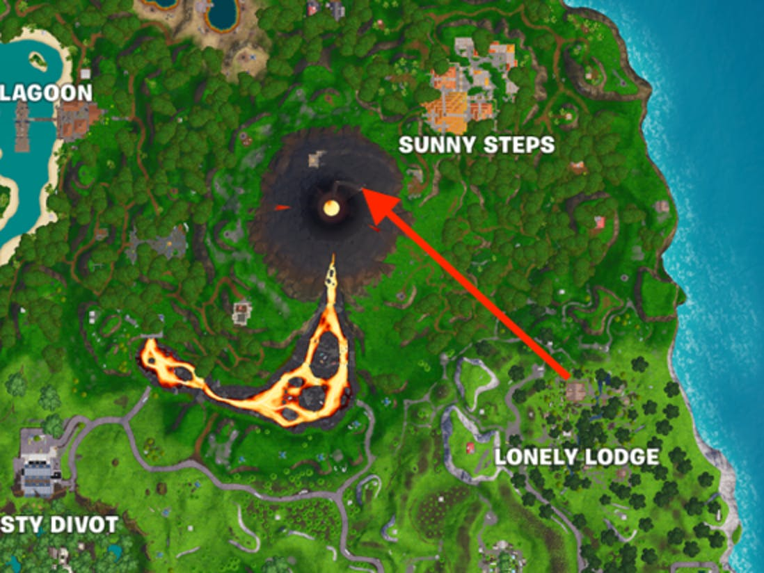 How To Find The Hidden Banner In Fortnite Season 8 Week 4