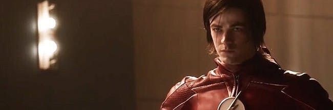 Emo Barry suited up.