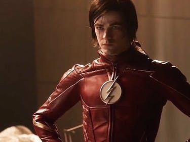 "Fans Love ""Emo Barry"" on 'The Flash'"