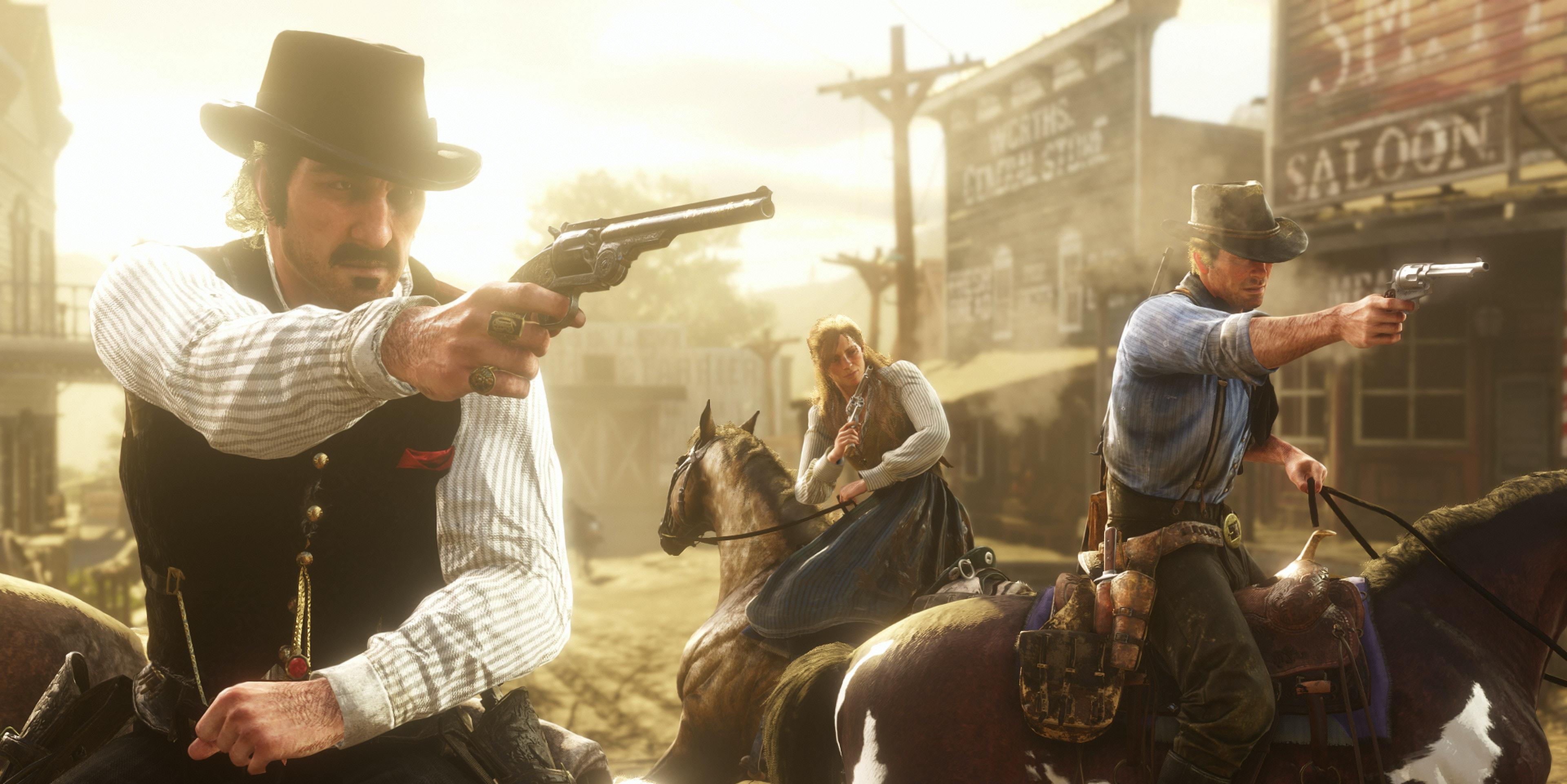 Red Dead Redemption 2 Online Release Date Hardcore Fans Get First
