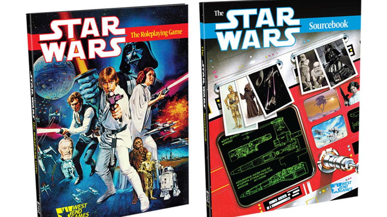 As a young kid, Kevin Feige was all about the Star Wars Sourcebook.