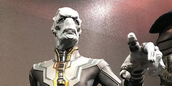 Ebony Maw will be more than just a lackey.