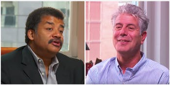 neil degrasse tyson anthony bourdain
