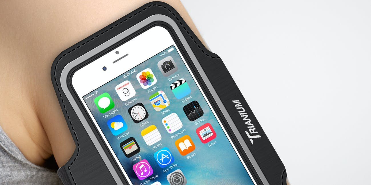 best sneakers 0f6e6 2eb35 The 8 Best Running Armbands for Every Type of Phone | Inverse