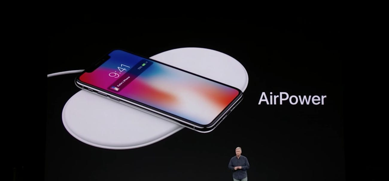 apple airpower wireless charger