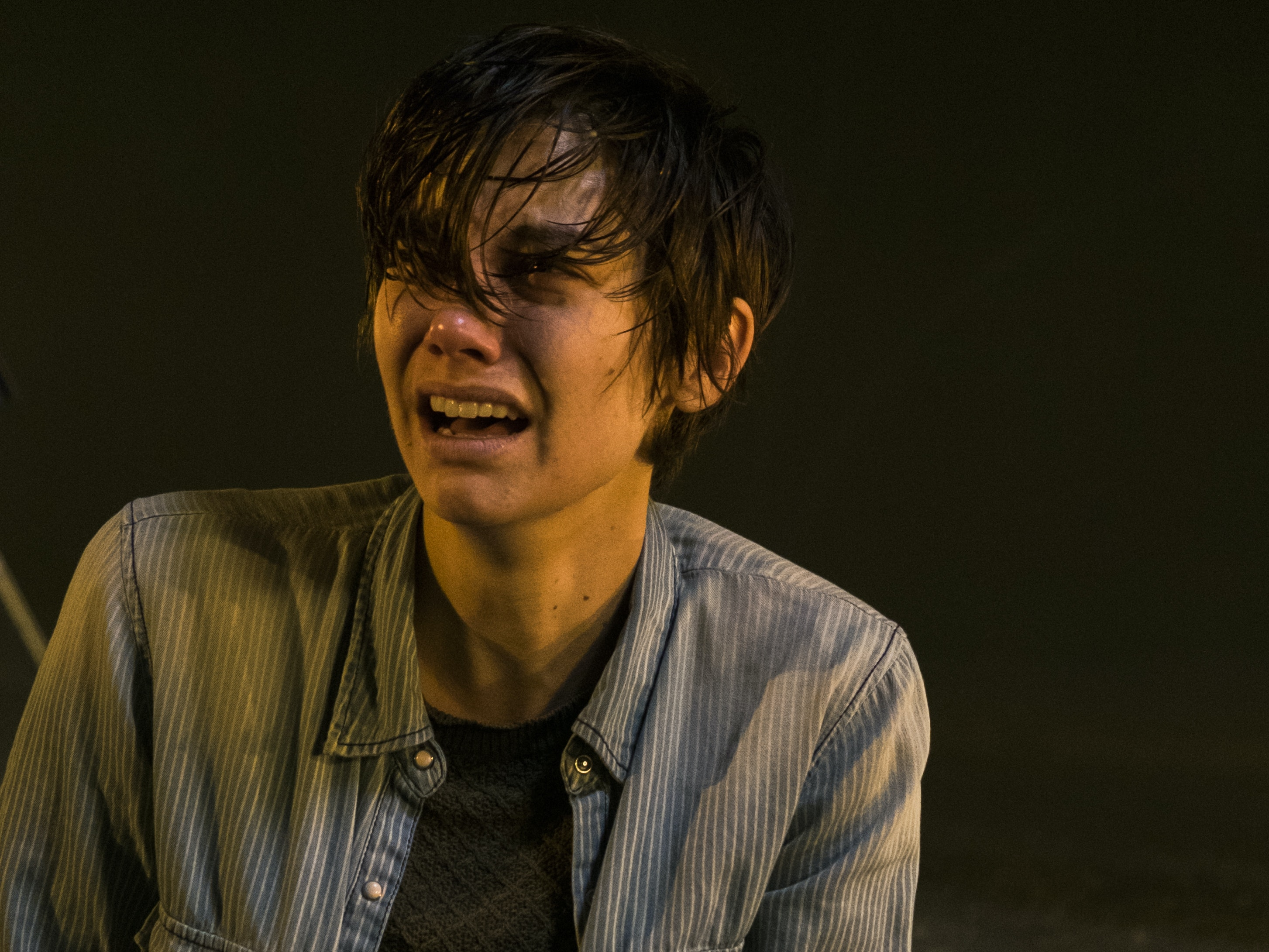 Relax, Maggie Isn't Dead on 'The Walking Dead' Yet