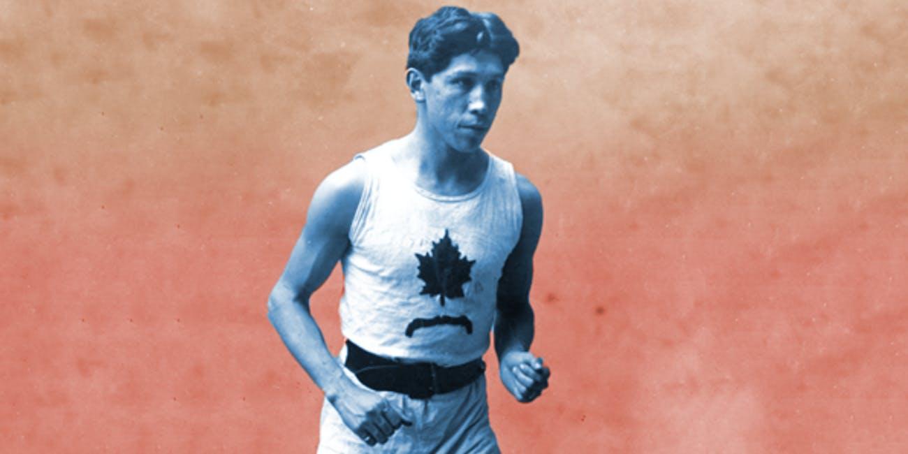 Tom Longboat, Ward Marathon Trophy, Google Doodle