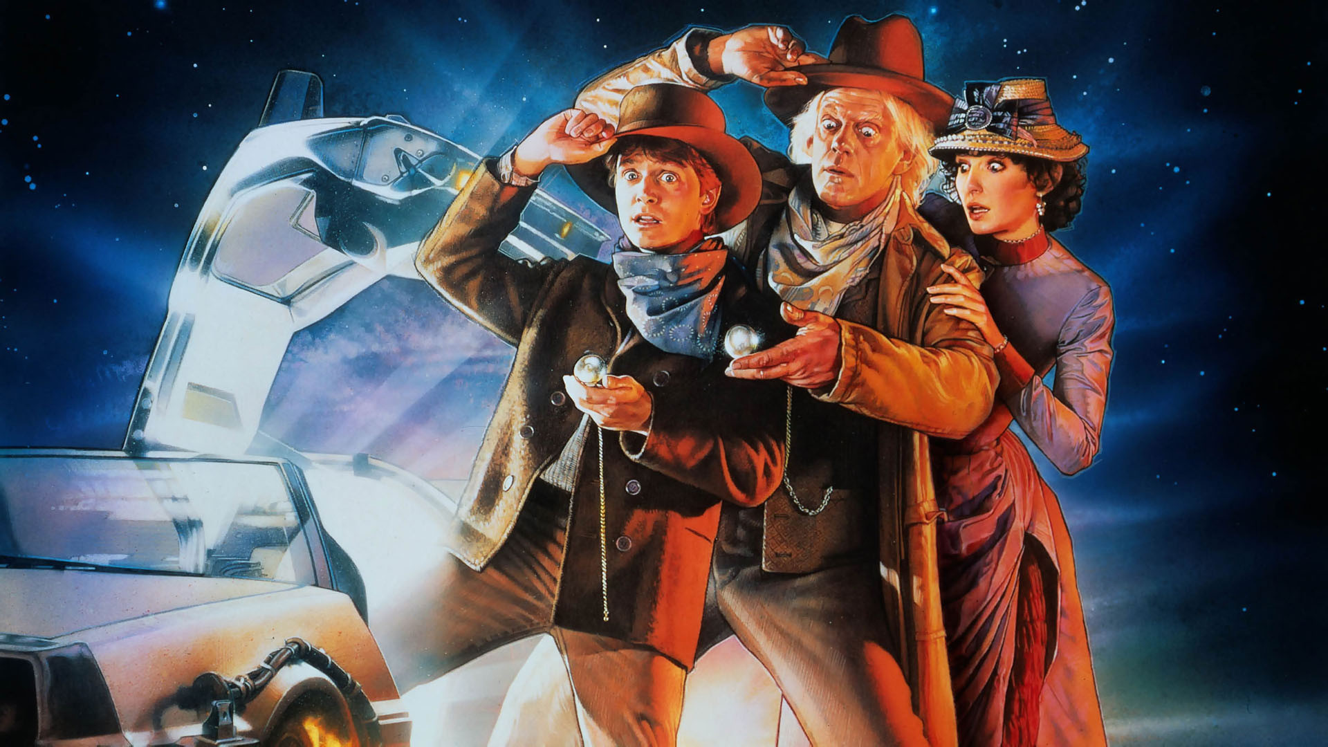Why Don't People Like 'Back to the Future Part III?' | Inverse