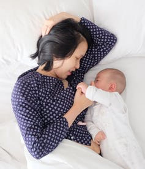 Can you help someone feel as safe as a baby basking in its mother's attention?