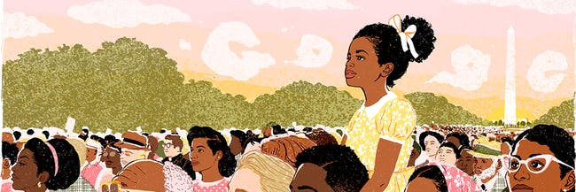 martin luther king google doodle