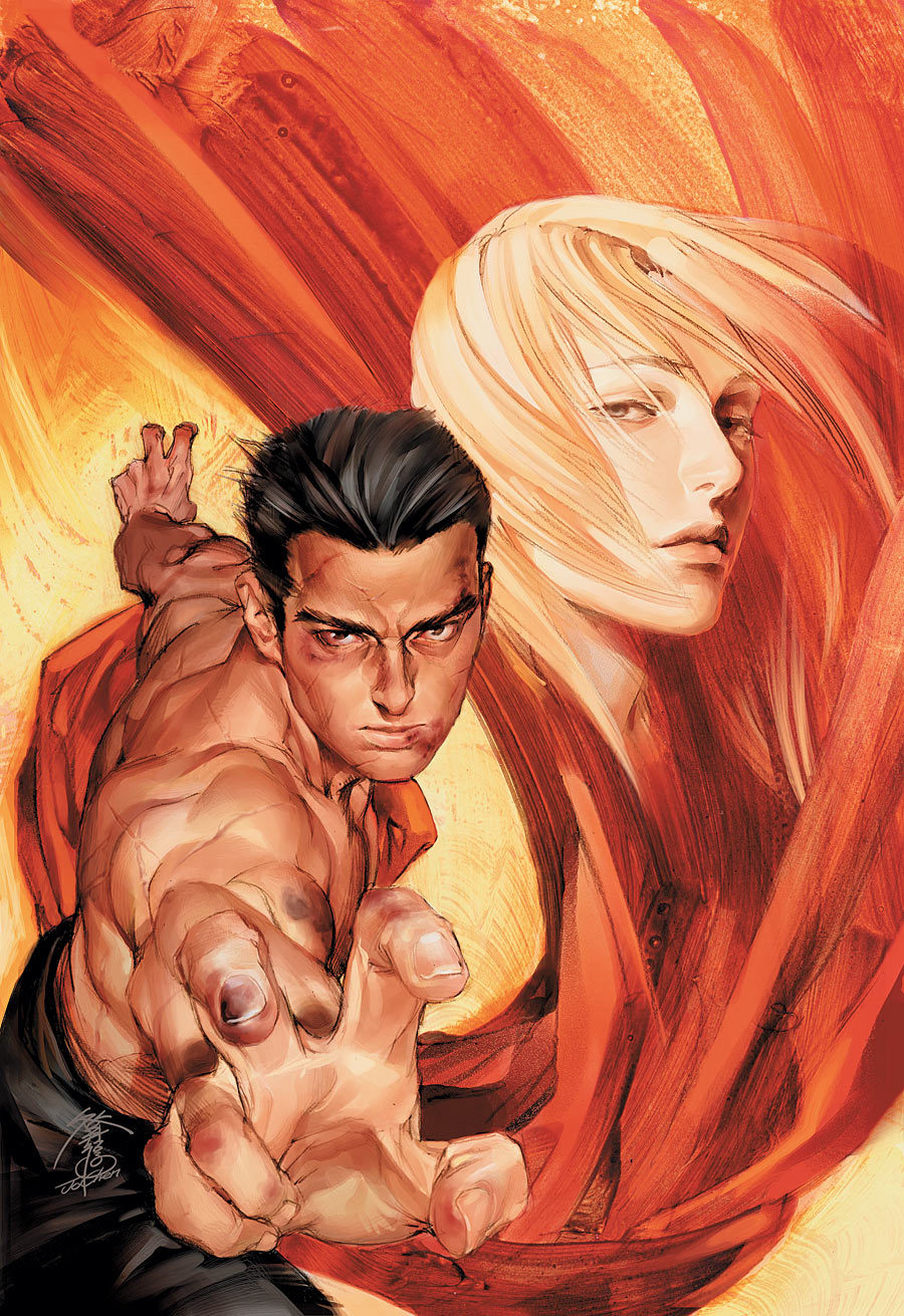 'Fight for Tomorrow' Trade Paperback Cover