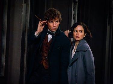 Pottermore Illustrations Hint at Next 'Fantastic Beasts' Movies