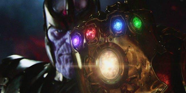 Thor Ragnarok Infinity Gauntlet
