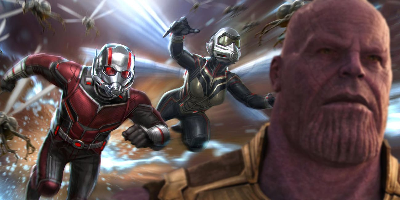 Ant-Man and the Wasp post-credits scene