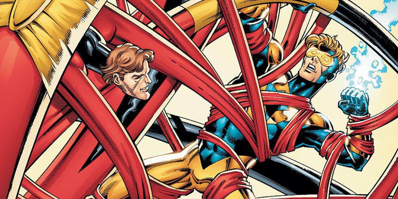 Elongated Man DC Comics
