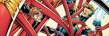 Elongated Man DC Comics
