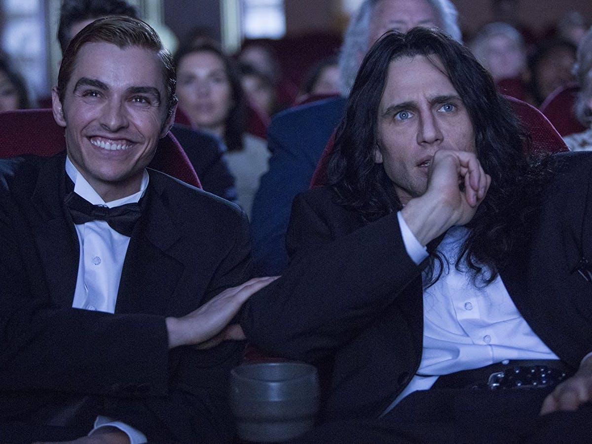 The Disaster Artist Tommy Wiseau