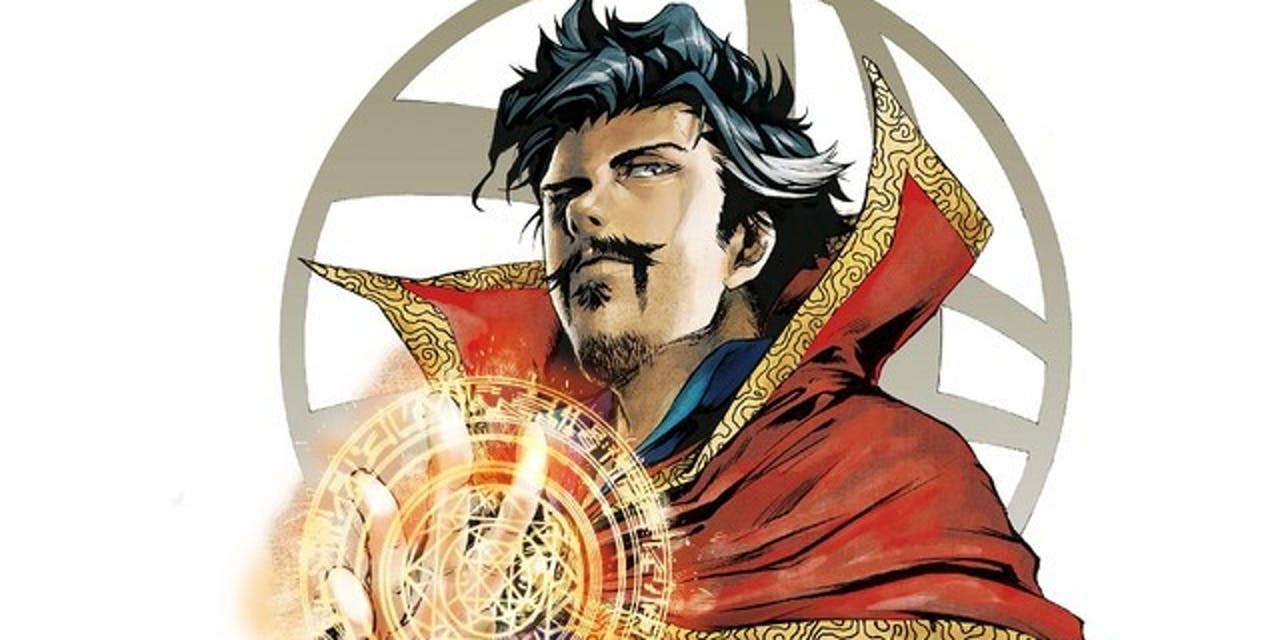 Doctor Strange Episode 0 manga by Haruichi