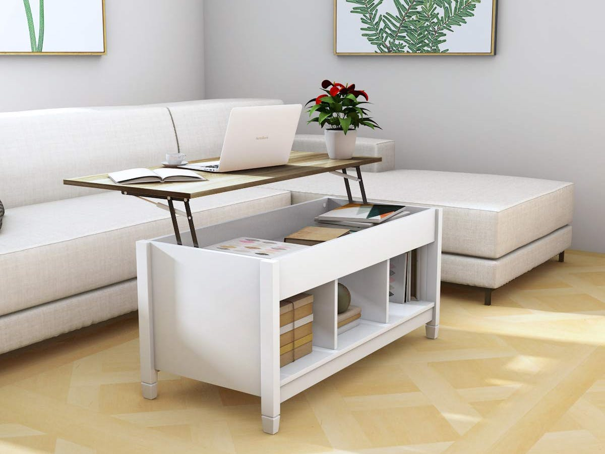 It's Time to Upgrade Your Coffee Table