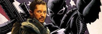 Marvel Agent Venom Tom Hardy