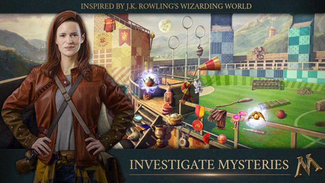 'Fantastic Beasts: Cases from the Wizarding World'