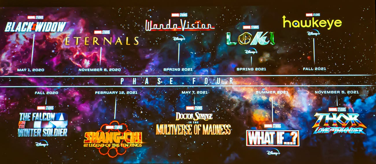 marvel phase 4 guardians of the galaxy 3