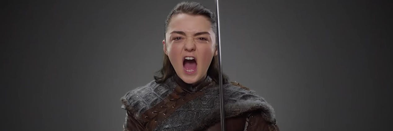 King in the North Jon Snow Targaryen in 'Game of Thrones' Season 7