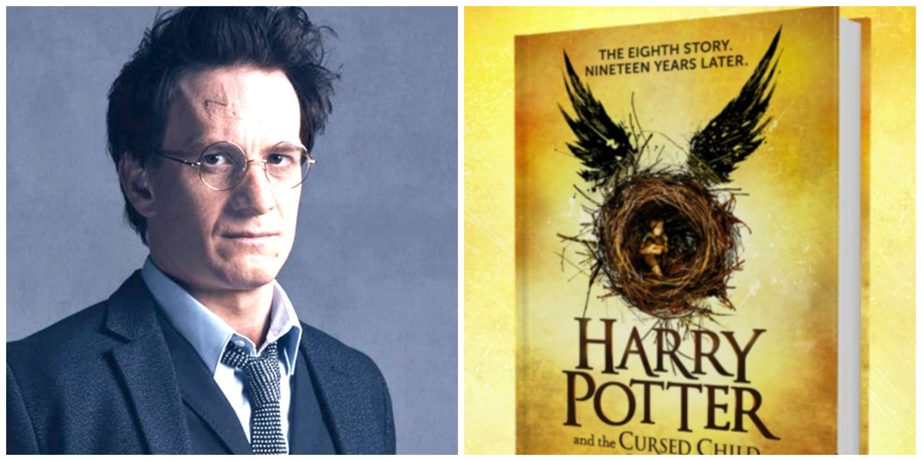 Don't Gift 'Harry Potter and the Cursed Child' for the Holidays