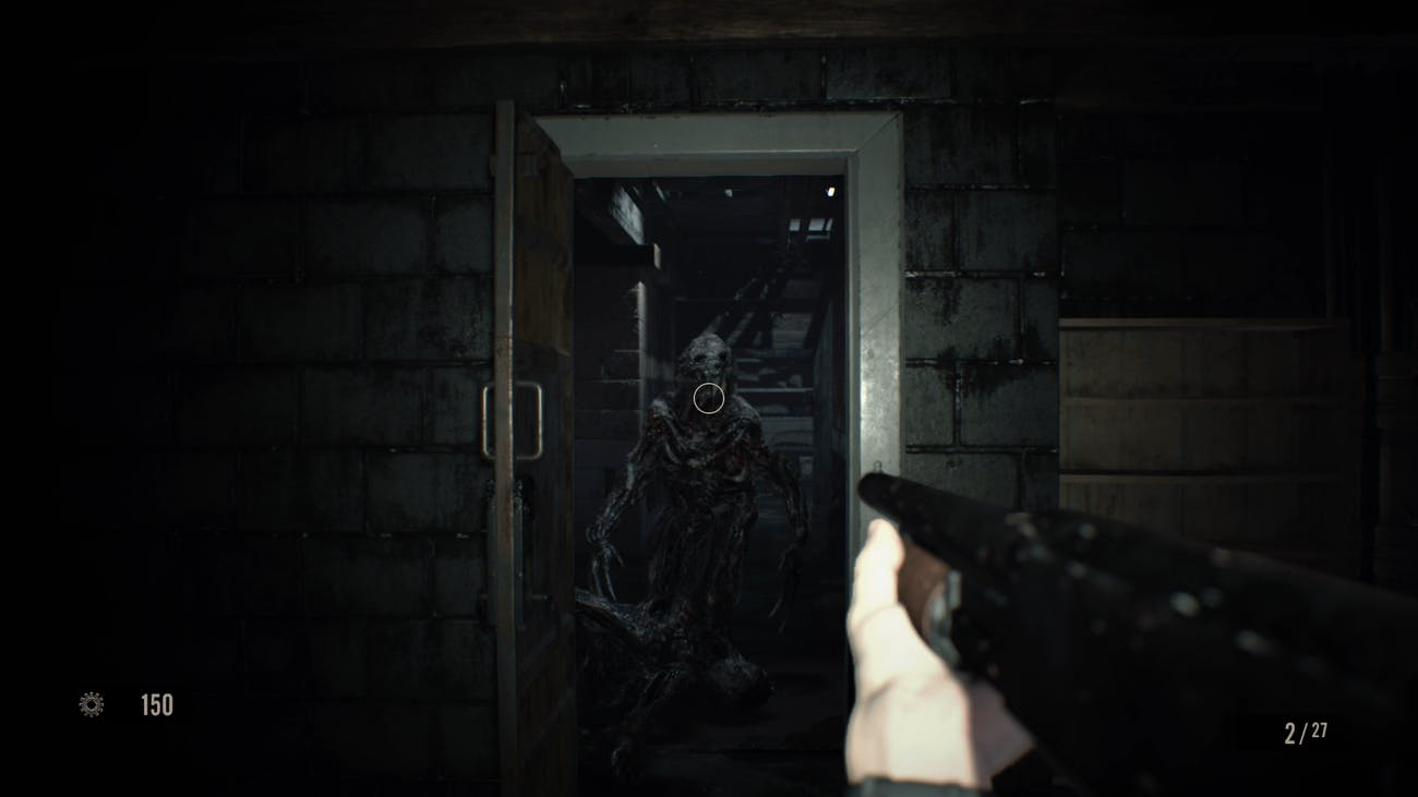 How to Beat the 'Resident Evil 7' DLC Nightmare Mode   Inverse