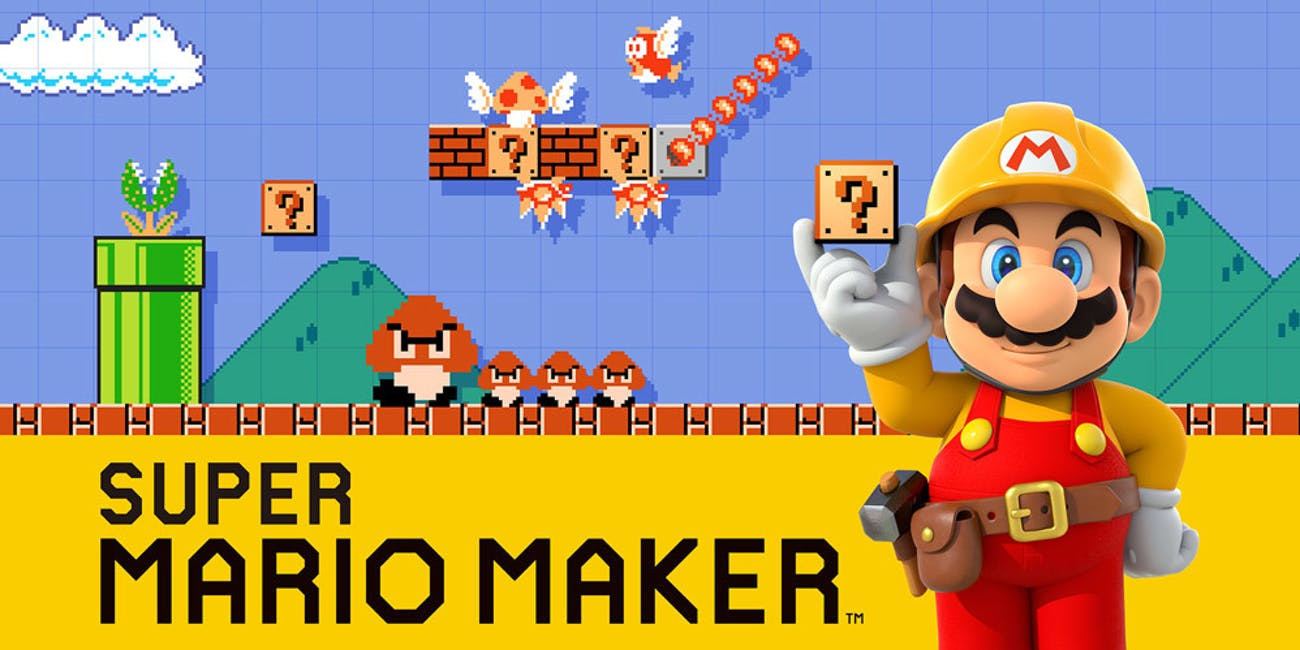 Super Mario Maker' And the User-Generated Content Playground