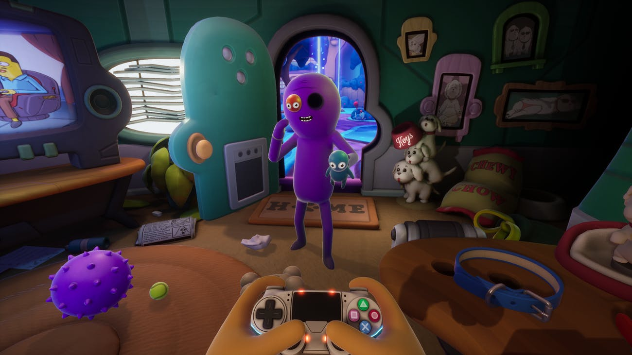 Trover Saves the Universe' Review: Even More Meta Than 'Rick and