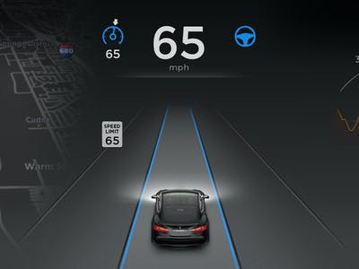 Tesla Autopilot Partner Mobileye Parts Ways With Elon Musk
