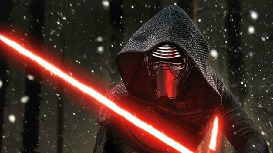 Last Jedi Shirtless Kylo Ren Meme Has Conquered The Internet Inverse