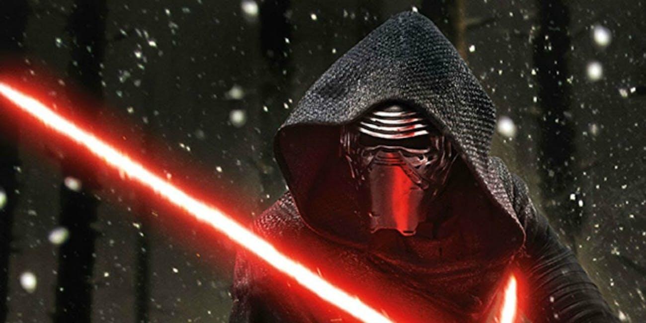 kylo ren star wars helmet