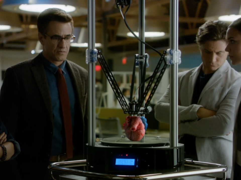 Infinite money can't promise medical success, but it can promise an infinite supply of 3D-printed hearts.