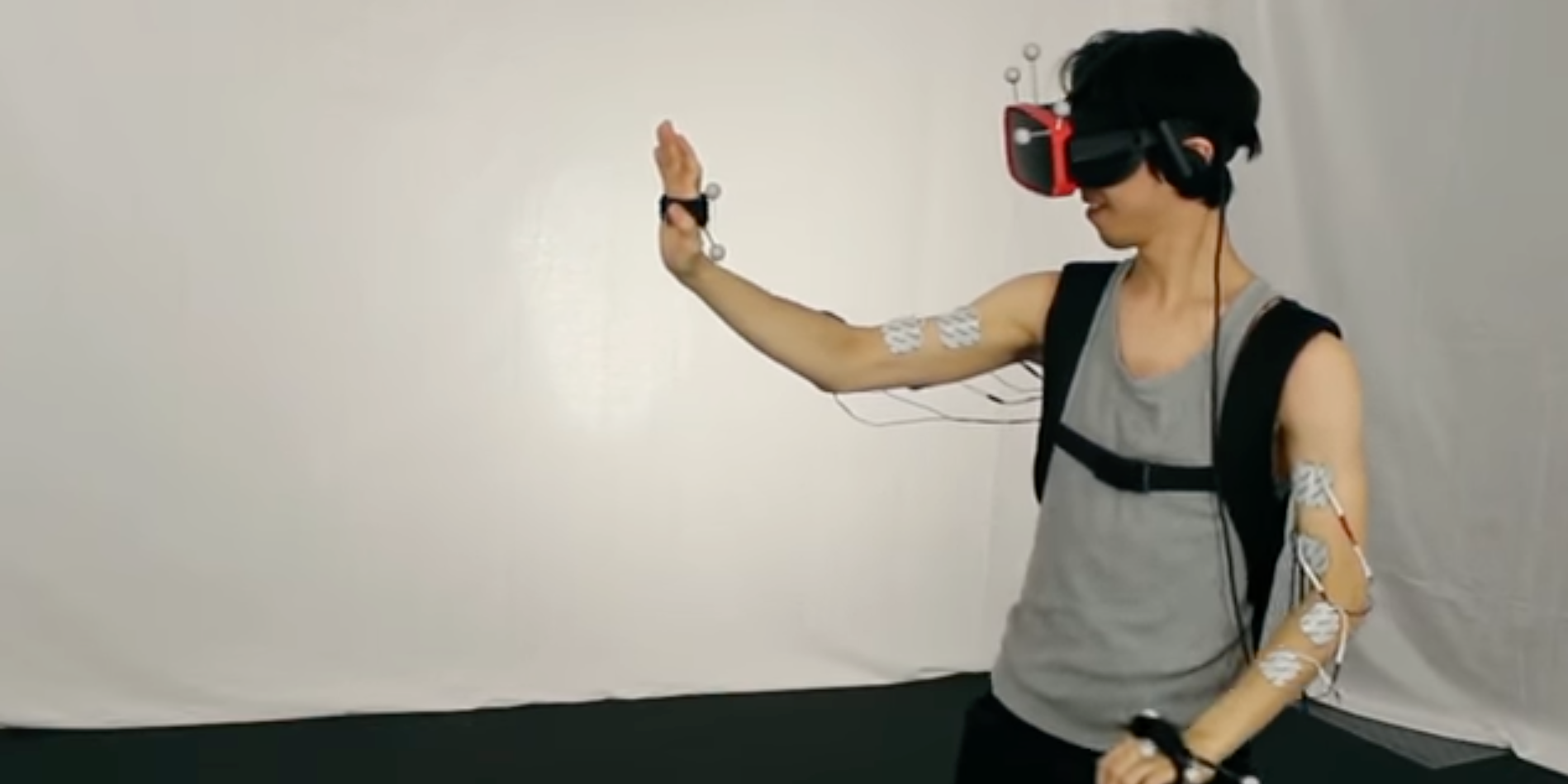 muscle stimulation virtual lab