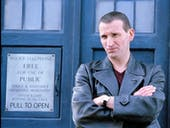 Christopher Eccleston as the 9th Doctor on 'Doctor Who'.