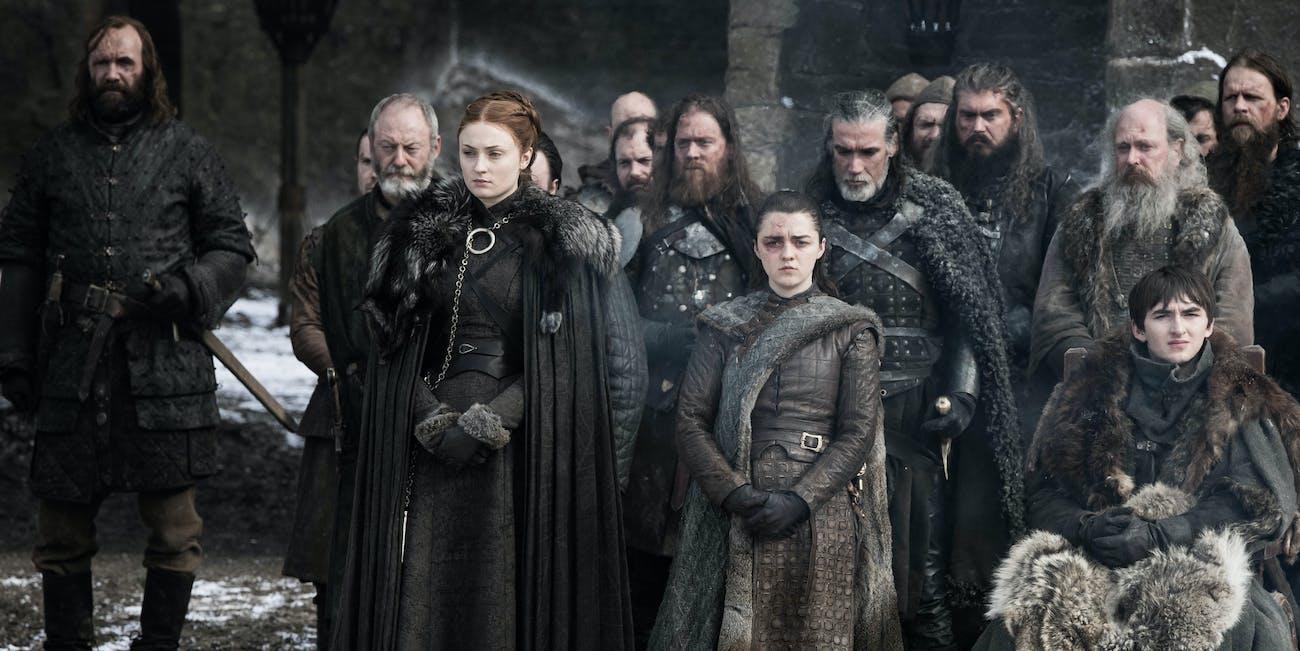game of thrones season 8 episode 4
