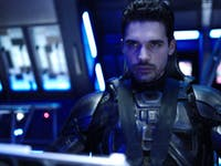 Captain James Holden in 'The Expanse'