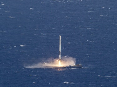 The Air Force is Open to Doing Space Launches the SpaceX Way