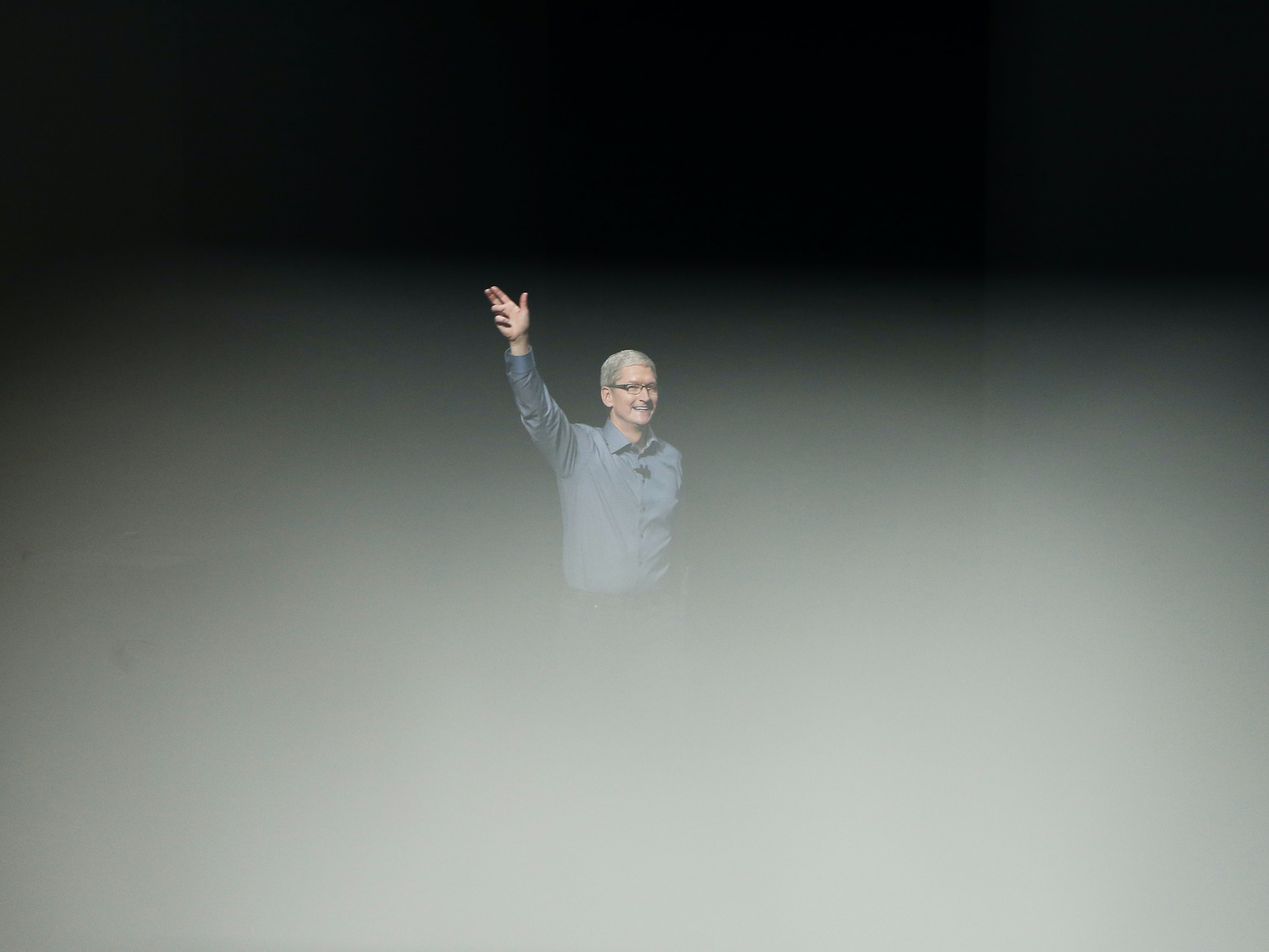 Apple CEO Tim Cook: This Fall, Siri Gets Wise