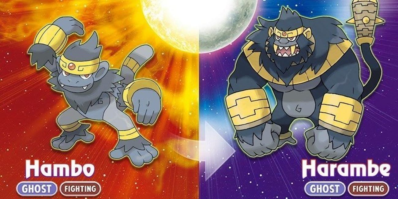 Harambe Is Dead But He May Live On As A Pokemon Inverse