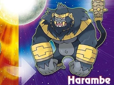Harambe Is Dead, but He May Live On, as a Pokemon