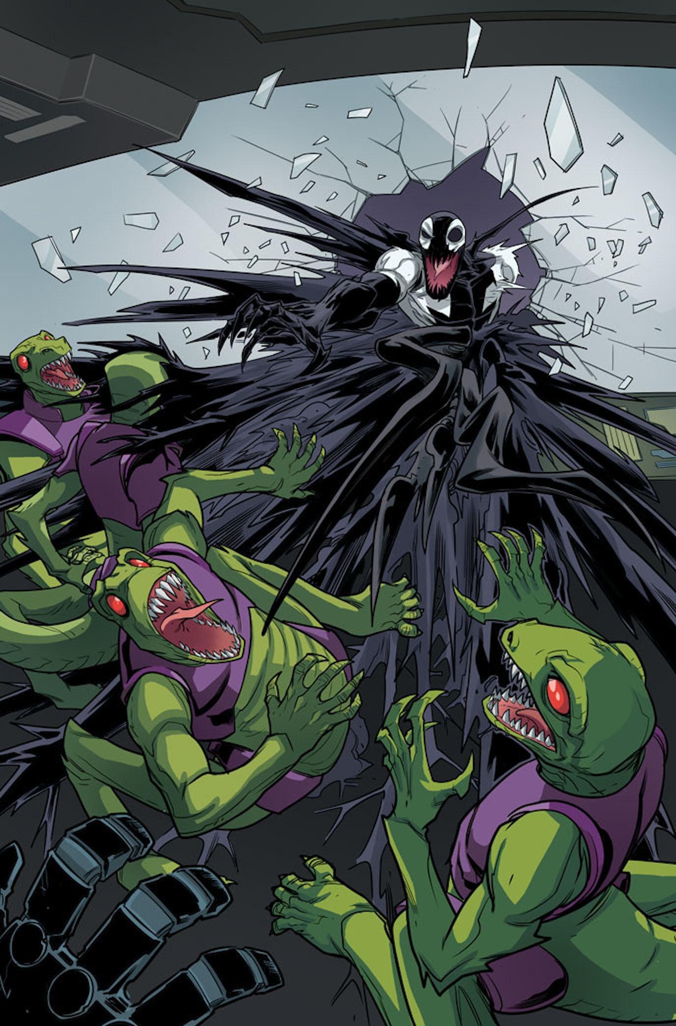 Preview for Marvel Comics Deadpool: Back in Black