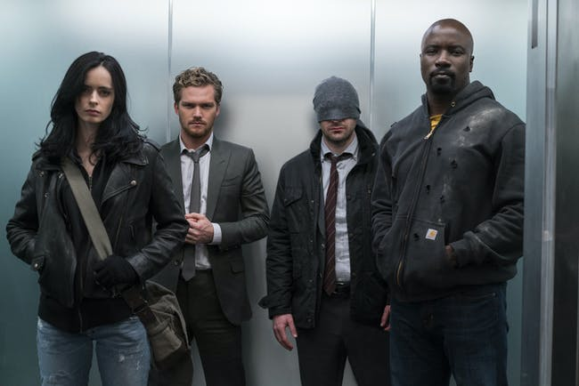 The Defenders Netflix Luke Cage
