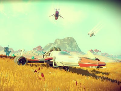 Cheating in 'No Man's Sky' Is Worthless